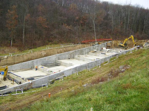 Thorn Run Dam
