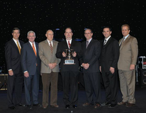 Associated General Contractors of America Recognizes CAWP for Outstanding Membership Outreach and Leadership
