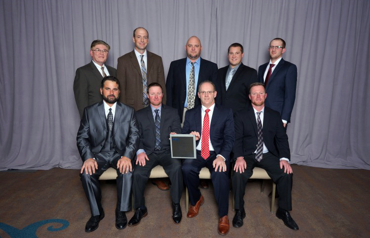 GTC wins 2015 ACPA National Award for Excellence in Concrete Pavement