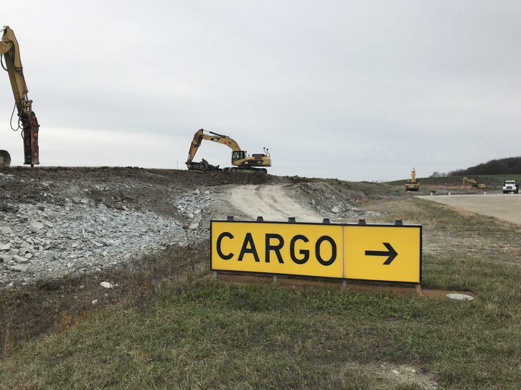 Cargo 3 Ramp Improvements