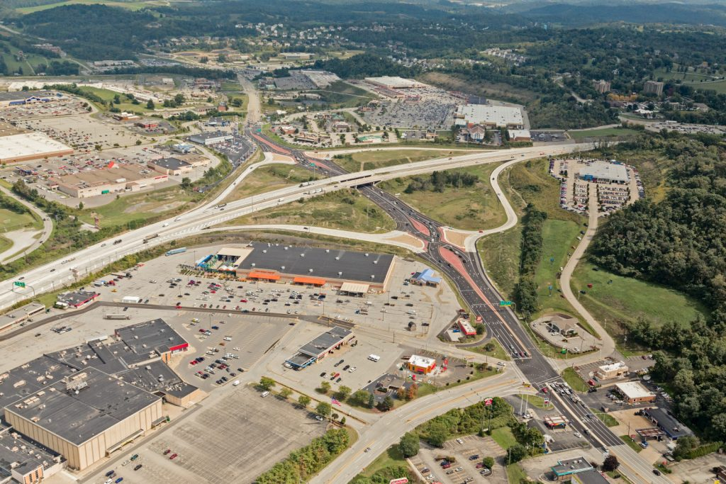 Golden Triangle receives Award of Merit Highway/Bridges from ENR