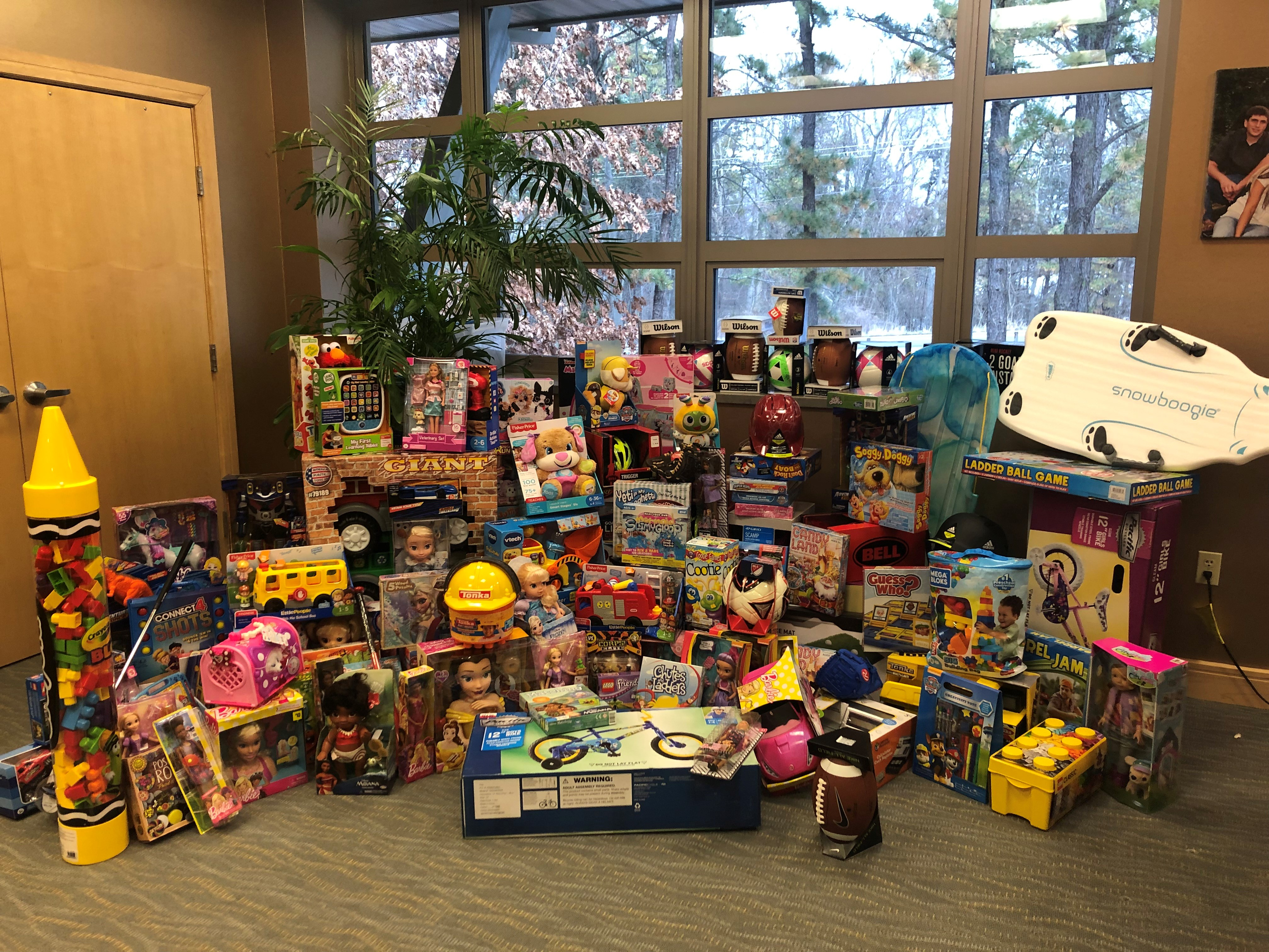 'Tis the Season for Giving at GTC!