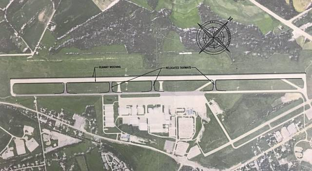 Airport authority awards Arnold Palmer taxiway project…