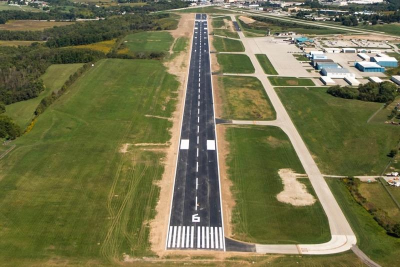 Arnold Palmer Regional Airport scheduled to reopen Friday, 9/25!