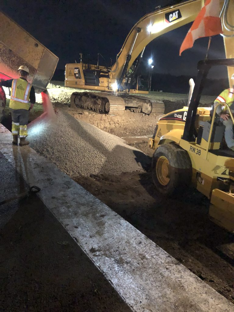 Arnold Palmer Regional Airport – Widen and Strengthen Runway 6/24, Phase II