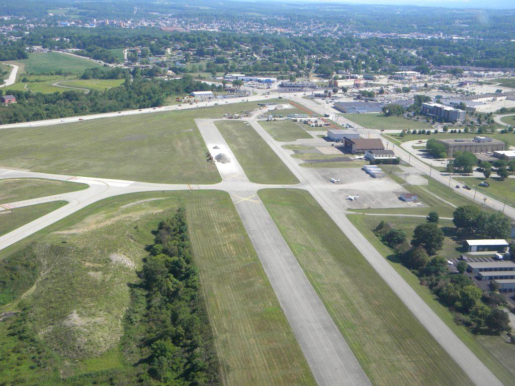 Runway Widening at Westmoreland County Airport